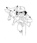 Pokemon 1 da colorare 74