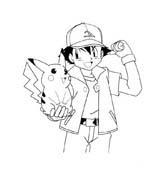 Pokemon 1 da colorare 75