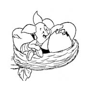Winnie pooh da colorare 17