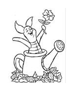 Winnie pooh da colorare 19