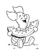 Winnie pooh da colorare 34