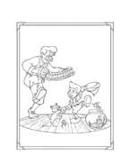 Pinocchio da colorare 7