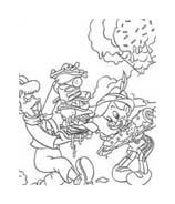 Pinocchio da colorare 15