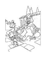 Pinocchio da colorare 23