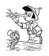 Pinocchio da colorare 53