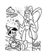 Pinocchio da colorare 54