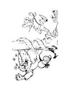 Pinocchio da colorare 70