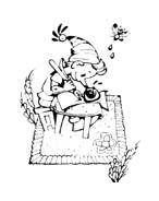 Pinocchio da colorare 72