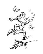 Pinocchio da colorare 74