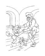 Pinocchio da colorare 78