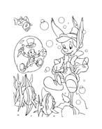 Pinocchio da colorare 80