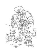 Pinocchio da colorare 81