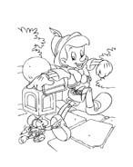 Pinocchio da colorare 83