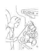 Pinocchio da colorare 84
