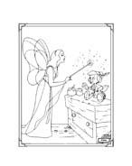 Pinocchio da colorare 88