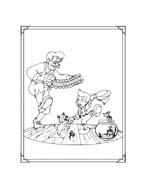 Pinocchio da colorare 89