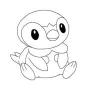 Pokemon 1 da colorare 77