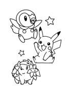 Pokemon 1 da colorare 80