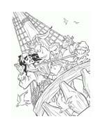 Pirata da colorare 9