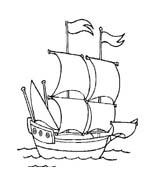 Pirata da colorare 20
