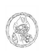 Pirati dei caraibi da colorare 11