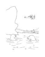 Piuma il piccolo orsetto polare da colorare 116