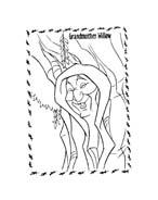 Pocahontas da colorare 39
