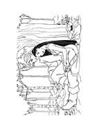 Pocahontas da colorare 42