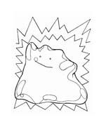 Pokemon 1 da colorare 86