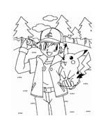 Pokemon 1 da colorare 87