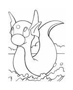 Pokemon 1 da colorare 90