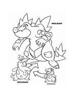 Pokemon 1 da colorare 91