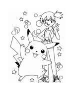 Pokemon 1 da colorare 92