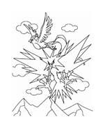 Pokemon 1 da colorare 93