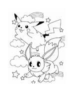 Pokemon 1 da colorare 95