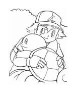 Pokemon 1 da colorare 96