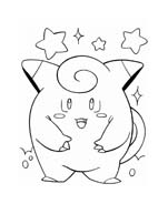 Pokemon 1 da colorare 98