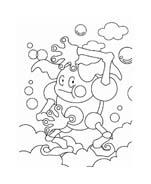 Pokemon 1 da colorare 99
