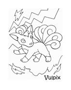Pokemon 1 da colorare 105