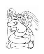 Pokemon 1 da colorare 110