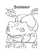 Pokemon 1 da colorare 119