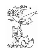Pokemon 1 da colorare 143