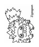 Pokemon 1 da colorare 150