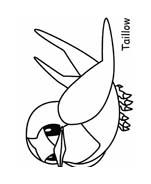 Pokemon 1 da colorare 152