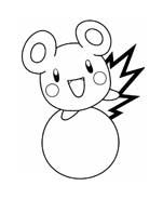 Pokemon 1 da colorare 158