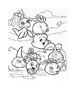 Pokemon 1 da colorare 167
