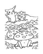 Pokemon 1 da colorare 172