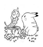 Pokemon 1 da colorare 181
