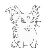 Pokemon 1 da colorare 184