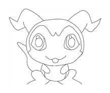 Pokemon 1 da colorare 187